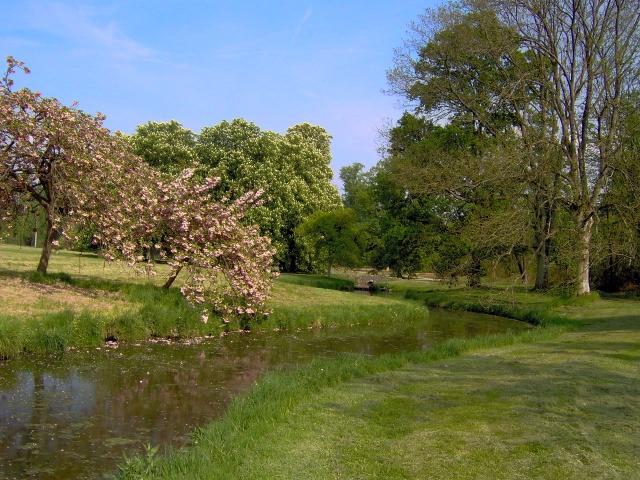 Comit de la randonn e p destre d 39 ile de france le gr 655 for Jardin anglais rambouillet