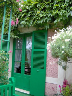 Giverny: maison de Claude Monet